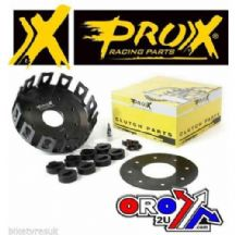 Suzuki RMZ450 2008 - 2017 Pro-X Clutch Basket Inc Rubbers
